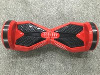 Wholesale HOT inch Hoverbaord Hoverboard KING GANG BLUETOOTH DOULD LED Inch Wheel Self Balance Electric Scooters Smart Hover Board Skateboard