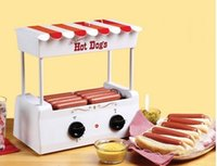 Wholesale Hot sell Nostalgia HDR565 Old Fashioned Hot Dog Roller new machine family use business use v machine easy machine
