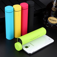 battery holder button cell - Portable Mini Speakers Mobile power bank Speaker mAh External powerbank battery charger Holder for iPhone Samsung s4 s5 HTC cell phones