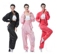 aerobics weight loss - Women Aerobics Clothing Weight Loss Suit Slimming Pants Sauna Service Sauna Suit Women Sauna Pants Pant Sportwear MLXL2XL3XL