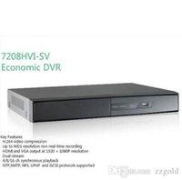Wholesale Hikvision Channel DS HVI SV HD H BNC HDMI CCTV DVR Recorder SATA