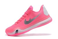 Cheap Basketball Mens Shoes Kobe X 10 EM XDR Low Cut KB EP ZK10 Outdoor & Indoor Sport Sneakers Black Mamba Beethoven Panda All Star Shoes