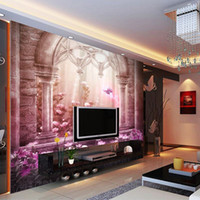 antique stairs - Roman Antique Doors D Murals Living Room Entrance Mural Wallpaper Wedding Photography Background Palace Stairs Photo Wallpaper