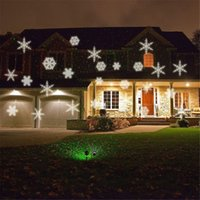 Wholesale waterproof Waterproof Laser Stage Light Elf Christmas lights Xmas Star laser light projector with