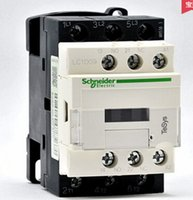 Wholesale Schneider contactor relay LC1D09 LC1D12 LC1D18 LC1D25 all kinds LC1D series contactors
