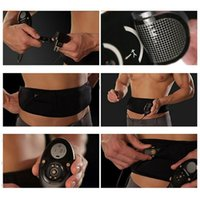 ab workout belt - Male Female System Abdominal Muscle Belt AB Rocket Core Abs Workout Belt Best price and quality