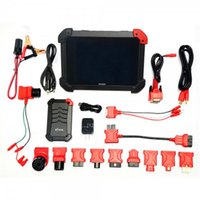 audi tps - Original XTOOL PS90 Vehicle Diagnostic System Immobilizer Mileage Adjustment DPF EPS TPS EPB Wifi OBD2 Scanner with All Adapters Software