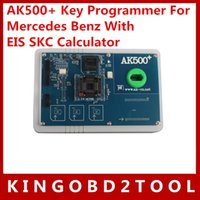 auto programmer calculator - Super function Free DHL Mercedes Benz AK500 Key Programmer with EIS SKC Calculator ak500 auto Key programmer ak500 key programming