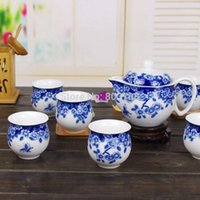 Wholesale Jingdezhen ceramic teacup insulated porcelain teapot filter teacup