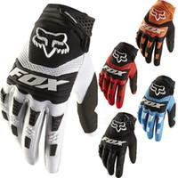 finger bmx bike - Dirtpaw Racing Motocross Gloves BMX ATV MTB MX Off Road glove Dirt Bike bicycle cycling Motorbike Motorcycle gloves Color