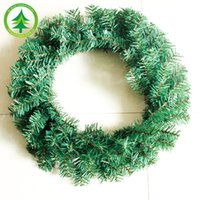 Wholesale DHL freeshipping Christmas naked DIY Wreath Christ11 quot quot PVC Christmas wreath Christmas decoration supplier