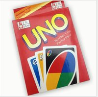 Wholesale 2016 new Uno CARDS uno standard version number g uno uno uno standard version
