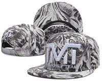 Wholesale New TMT Snapback Hats Caps State hot Black White Womens adjustable Snapback Hats Sport Teams for Men Mens Hockey Hats Sale