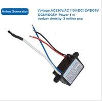 Wholesale DC5V Output kv ionizer densisty h m ozone ppm lotUSB negative generator