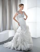 Cheap 2016 fishtail wedding dress Best 2016 wedding dress