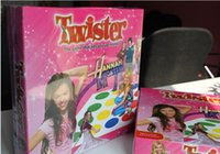 Wholesale Classic Funny Family Moves Board Game Twister Finger With More Boxed Gift