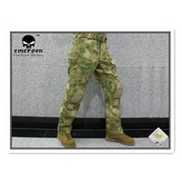 bdu trousers - Emerson G3 Combat Pants Tactical bdu Military Army Airsoft wargame Trousers TYP AOR2 MR AOR1 AT FG HLD MCBK MCAD Badland