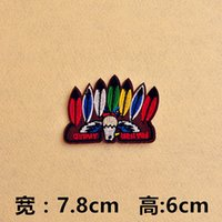 artistic clothing - DIY GIFT Embroidered cloth patch clothes hole patch sewing ironing cartoon animation behavior artistic personality group