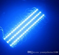 Wholesale LED Light Module Waterproof Superbright SMD LED Light Module White Red Yellow Blue Green DC12