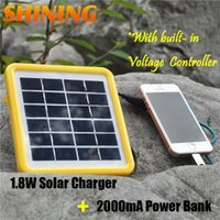 best portable power supply - Best Selling V W mAH Lithium ion Battery Solar Panel Charger Portable Power Supply with USB Port for Cell Phone