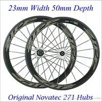 zipp - ZIPP Carbon Wheels Road Bike mm C Wheelset Clincher Tubular Available K Weave Glossy Matte Finish With Novatec Hubs