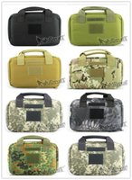 Wholesale Factory direct outdoor camping essential leisure CS tactical camouflage tote bags featureMen Women Camouflage Pouch Bag Handbag Tactical Wa