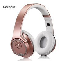 aux headset - Hot Ubit MH1 NFC in1 Twist out Speaker Bluetooth Headphone With FM Radio AUX TF Card MP3 Sports Magic Headband Wireless Headset EM