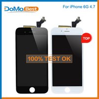 Wholesale For iPhone G LCD Screen Assembly No Dead Pixels IPHONE LCD IPHONE SCREEN DHL Black White