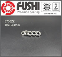 Wholesale 6700ZZ x15x4MM Thin Section Ball Bearing ZZ