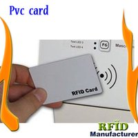 Wholesale High Quality Memory Smart PVC Card with magnetic stripe is highly used in Card Printer Daily Life