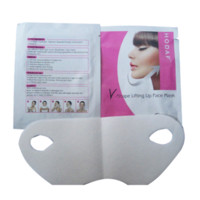 best beauty skin care products - 10Pcs Dozen Female Beauty Skin Care Lifting Up Slim V Shape Face Mask Anti Aging Moisturzing Best Product For Face Lift Up