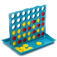 Wholesale Educativos Connect Four Gobang Serial Is Educational Toys15 cm Learning Education Interesting four serial toys Board Games