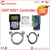 Wholesale Discount DSP0501 CNC wireless channel for CNC router DSP controller DSP handle remote English version