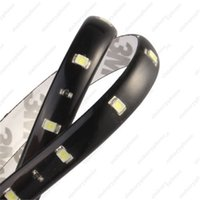 amp resistor - Soft Article Lamp X LED SMD IP65 Waterproof Flexible Strip Light V Car Home cm White Led Strip Lights Amp Flexibl SMD Resistor