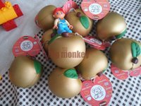 big lots phones - New PU cm New Cute golden fruit squishy charm PU mobile phone strap including the tag