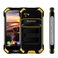 Wholesale DHL Blackview BV6000 Android Octa Core G LTE Waterproof IP68 inch HD MTK6755 Smartphone GB RAM GB ROM MP