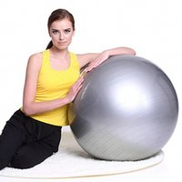balance ball workouts - New Brand Sports Yoga Balls Bola Pilates Fitness Gym Balance Fitball Exercise Pilates Equipment Workout Ball