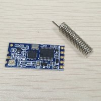 Wholesale 2pcs HC SI4463 wireless microcontroller serial module replacement remote M Bluetooth