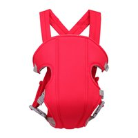 Wholesale baby backpack carrier new ergonomic baby sling Breathable multifunctional Front Facing kangaroo baby bag months infant wrap