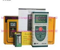 Wholesale TECMAN Genuine TM1390 electromagnetic radiation radiometer instrument measuring the magnetic field radiation tester gauss meter