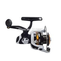 alluminum casting - Haibo STEED20 Spinning Fishing Reel Lure Reels Alluminum Spin Drag Troll Reel Feeder Carp Cast Equipment Gear Sea Spool Wheel