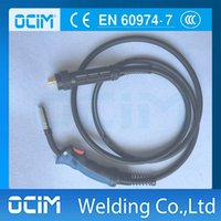 Wholesale Air Cooled Mig Welding Torch MB15AK M