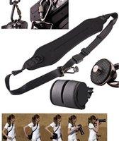 Wholesale Quick Rapid Shoulder Sling Belt Neck Strap Screw Mount for Camera DSLR SLR DV Black
