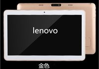 Wholesale 12 inch Lenovo Tablet Octa Core MTK6592 G G Phone Call Tablet GB GB Dual SIM MP Android Bluetooth GPS Tablet PC