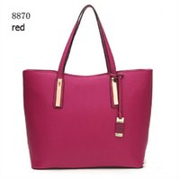 big brown leather handbags - High Quality Leather Women Bags Luxury Famous Brands Designer Handbags Ladies Big Tote Bag Classic Wedding Party TRD