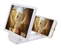 amplifier holder - 3D Enlarged Screen Mobile Phone Amplifier Magnifier Bracket Cellphone Holder With retail boxes