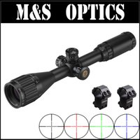 Cheap Marcool Optics EST 3-9X40 AOIRGBL Illuminated Mil-Dot Reticle Air Guns Riflescope&NightVision Hunting Scopes For Rifle