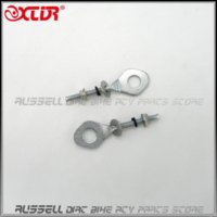 Wholesale 13mm Axle Wheel CHAIN ADJUSTER TENSIONER Galvanized For cc cc cc cc Dirt Pit Bikes chain