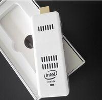 Wholesale 2015 New Mini PC Intel Windows OS Computer Mini PC Stick HDMI WiFi Bluetooth Computer Stick Pocket Portable PC GB GB