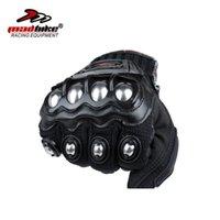 Wholesale High Quality Motocross Full Finger Luvas Para Moto Motorbike Guantes Motorcycle Gloves Women Men XXL Stainless Steel